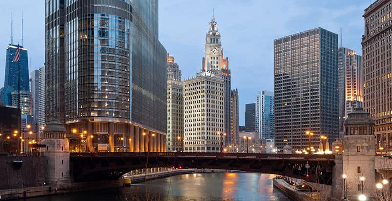 Tourism-Related Accidents in Chicago