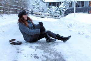 Liability for Slip and Fall Accidents That Are Winter Weather- Related