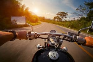 Are Single Vehicle Crashes Always the Fault of the Motorcyclist?