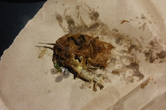 That Viral Photo Of Rat At Joe S Bbq It S Not The Only