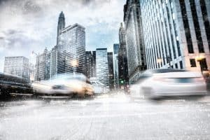 Chicago Winters Mean an Increase Chance of Car Accidents
